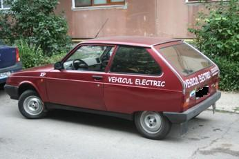 Oltcit - o masina reinventata. Electric Vehicle Eltcit (1/2)